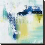 Swept Off My Feet II Stretched Canvas Print by Julie Hawkins