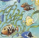 Underwater Story Detail 2 Prints by Norman Wyatt Jr.