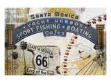 Santa Monica 2 Prints