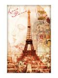 Love Paris Print