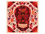 Sugar Skull Day of the Dead Art