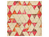 Geometric Color Shape VI Prints