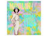 Moulin Rouge Posters by Kurt Novak