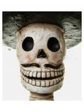 Sugar Skull Mariachi Art