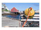 Lobster trap at Peggy's Cove Prints