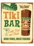 Aloha Tiki Bar Plakater
