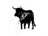 Pamplona Bull IV Posters by Rosa Mesa