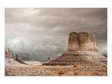 Storm over Monument Valley AZ Prints