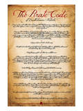 The Pirate Code Art