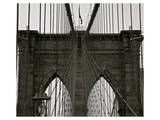 The Brooklyn Bridge Print