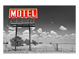 Motel 66 Print