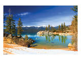 Beautiful Lake Tahoe Print