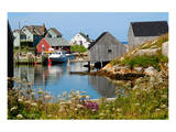 Peggy'S Cove Nova Scotia Prints