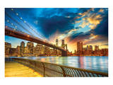 NYC in HDR Art
