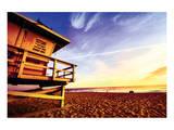 Sunset Beach Prints