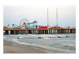 Steel Pier Atlantic City, NJ Prints