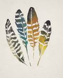 Destiny - Textured Prints by Megan Swartz