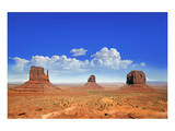 Buttes of Monument Valley Utah Posters