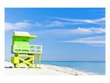 Cabin Miami Beach Florida Art