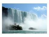 Niagara Falls on a Sunny Day Prints