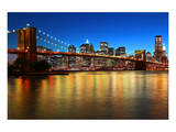 Brooklyn Bridge LowerManhattan Prints