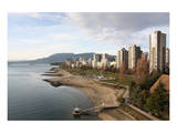 English Bay Vancouver Prints