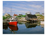 Peggy's Cove Nova ScotiaCanada Art