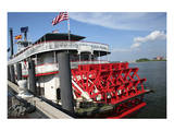 New Orleans Paddle Steamer Prints
