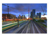 Dynamic Downtown Toronto Prints