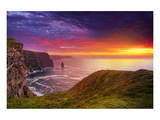 Cliffs of Moher Clare Ireland Print
