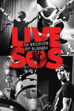 5 Seconds of Summer - Live Posters