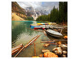 Moraine Lake Banff Natl. Park Posters