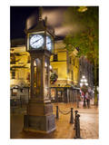 Steam Clock Gastown Vancouver Prints