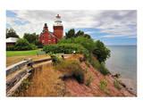Big Bay Lighthouse Michigan Prints