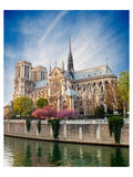 Notre Dame De Paris - France Poster