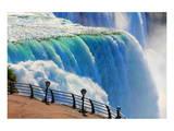 Niagara Falls Binoculars Prints