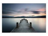 Ambleside Lake District Dusk Prints