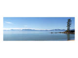 Panoramic View Of Lake Tahoe Posters