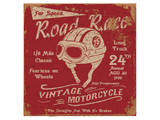 Vintage Motorbike Race Label Prints