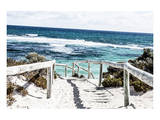 Rottnest Island Beach Walk Posters