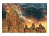 Chateau Frontenac Quebec City Prints