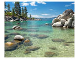 Clear Emerald Lake Tahoe Print