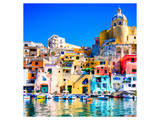 Procida Island Naples - Italy Prints