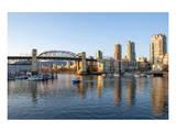 Burrard Bridge Vancouver Poster