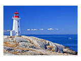 Peggy's Cove Lobster Boat Plakater