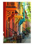 Old Architecture In Montreal Prints
