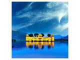 Jal Mahal & Lake Jaipur India Posters