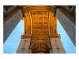 Arc De Triomphe of Paris Prints