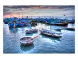 Marina At Phat Thiet - Vietnam Prints