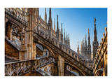 Milan Cathedral Roof Lombardy Prints